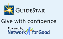 ADS is listed by Guidestar
